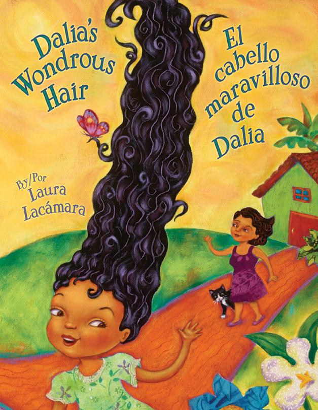Dalia's Wondrous HairRGB